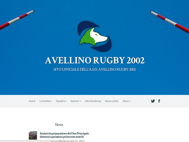 Avellino Rugby 2002