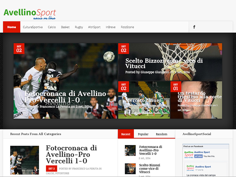 Avellino Sport