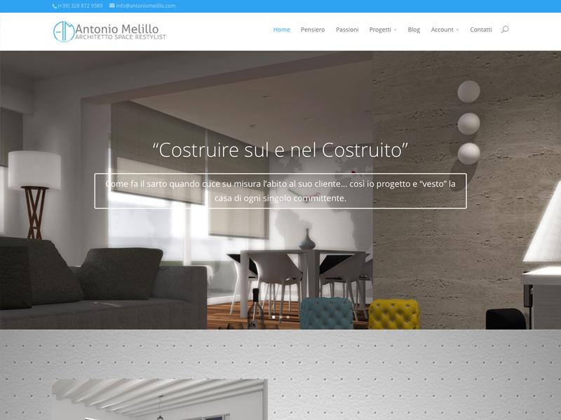 Arch. antonio Melillo