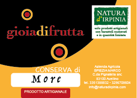 Etichette Natura D'Irpinia
